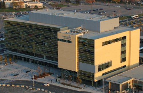 Université de Montréal - Campus de la Cité du Savoir